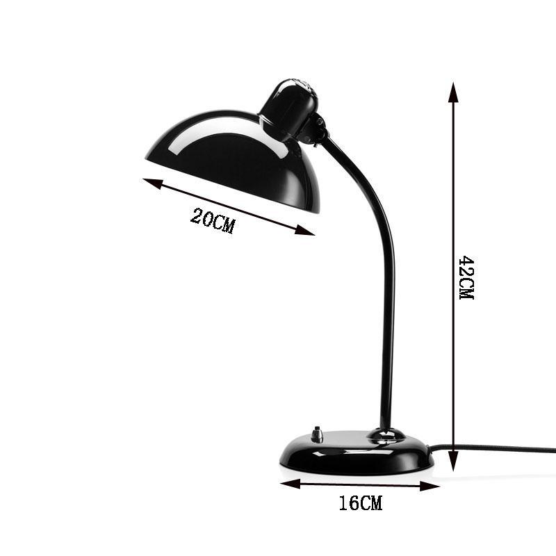 KI modern & classic bedroom desk lamp 4