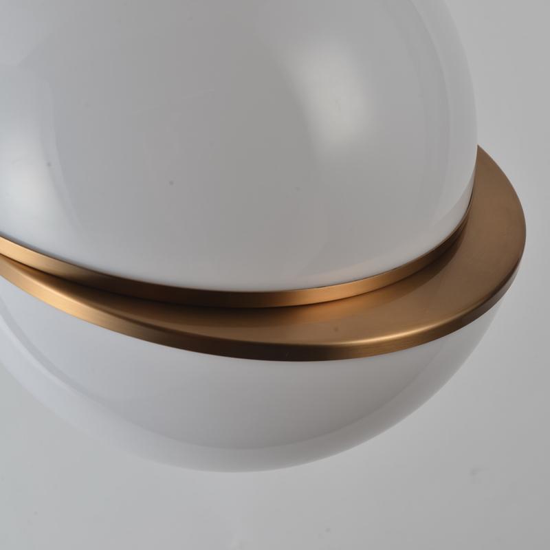 北歐現代經典VP 透明 亞克力圓球 餐吊燈 4