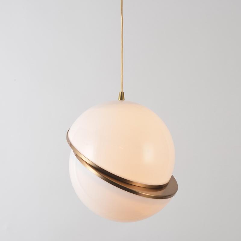 北欧现代经典VP 透明 亚克力圆球 餐吊灯 1