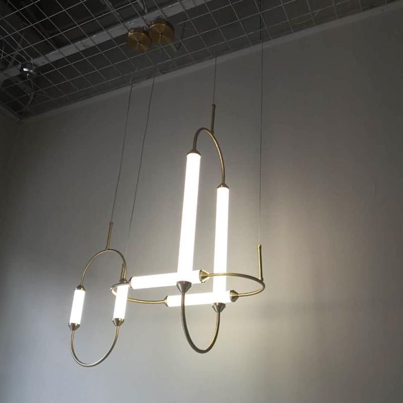Modern Classic dinning room lobby Pendant Light 1