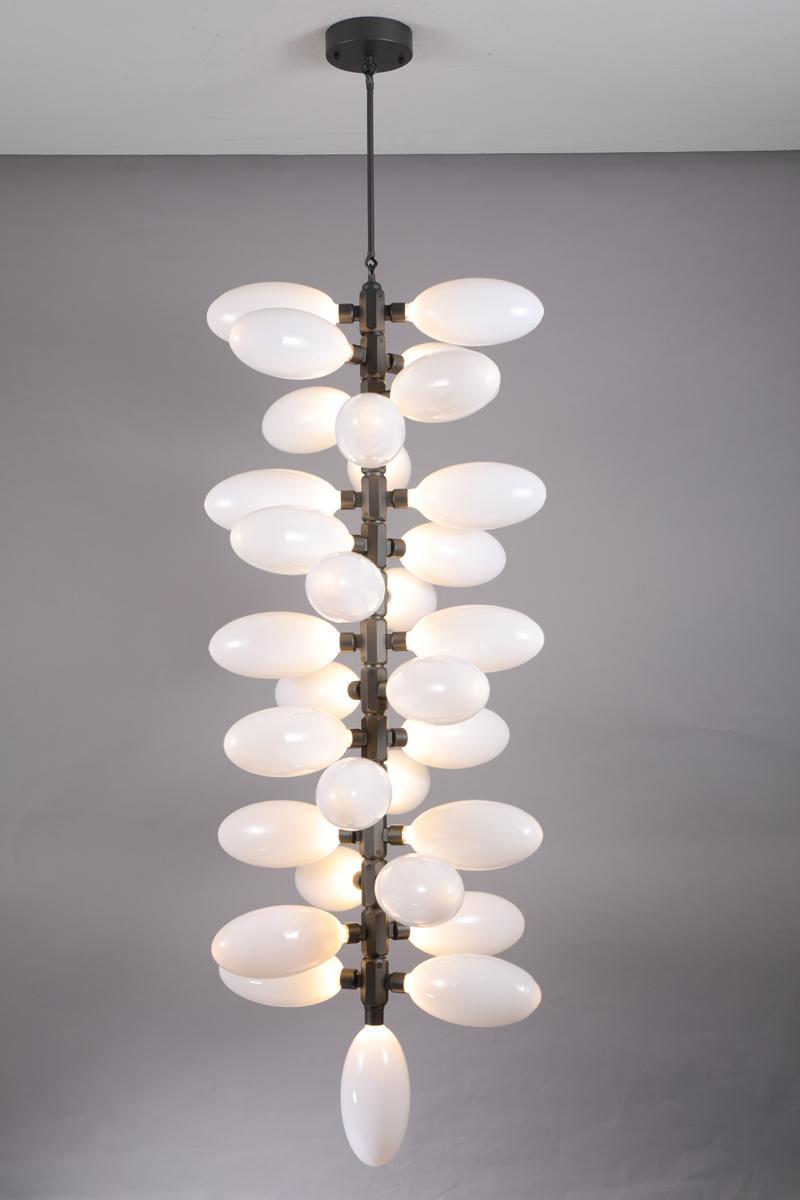 北歐現代經典亞克力餐廳客廳葡萄裝飾吊燈 7