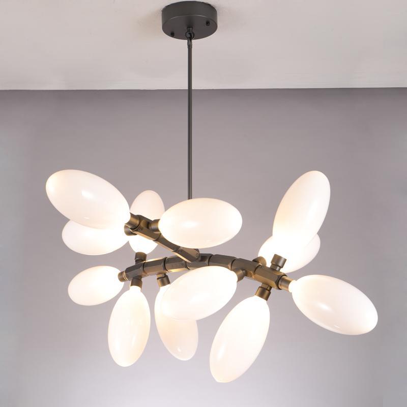 北歐現代經典亞克力餐廳客廳葡萄裝飾吊燈 2