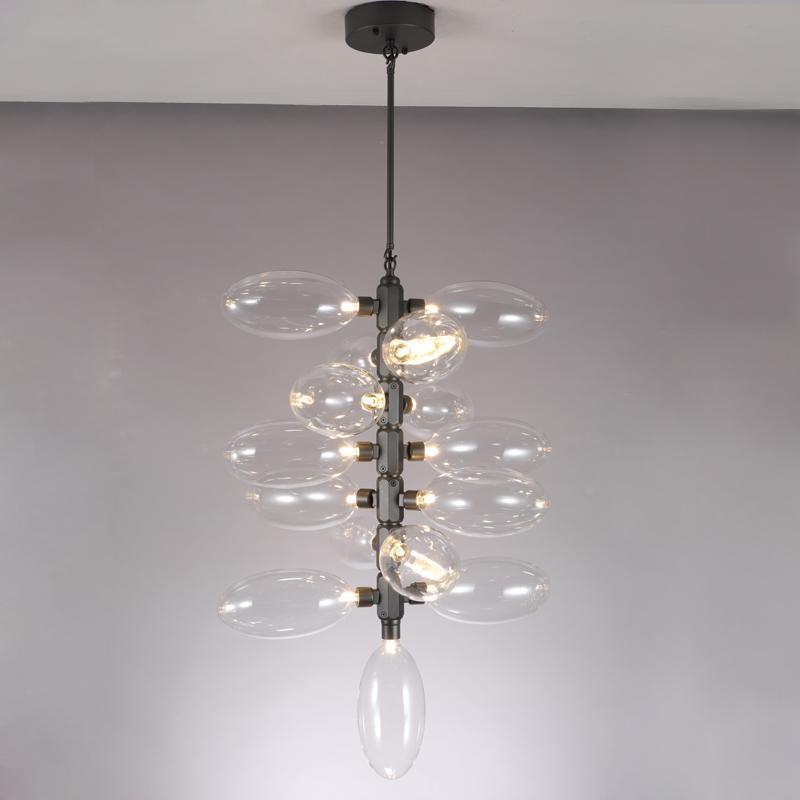 北歐現代經典亞克力餐廳客廳葡萄裝飾吊燈 8