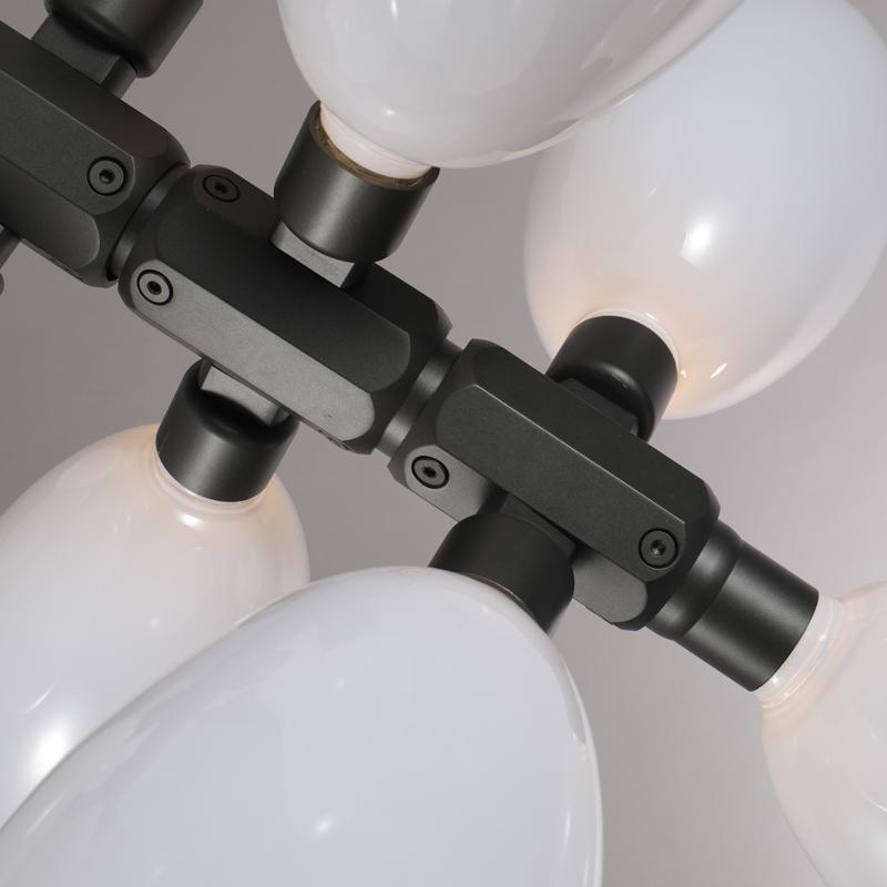 北歐現代經典亞克力餐廳客廳葡萄裝飾吊燈 10