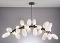 Modern Classic Grape lobby Pendant Light