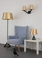 modern & classic Tom Dixon bedroom desk lamp 6