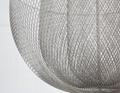北欧现代经典铁笼铁网餐厅客厅装饰吊灯 4