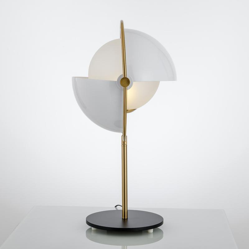 北欧现代经典百变圆球书桌台灯 7