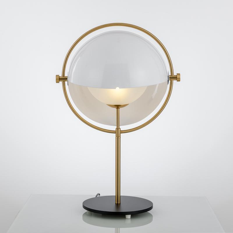 北欧现代经典百变圆球书桌台灯 8
