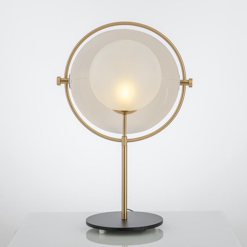 北欧现代经典百变圆球书桌台灯 9