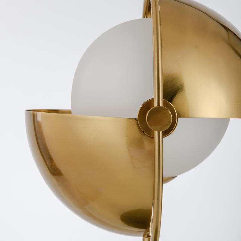 北欧现代经典百变圆球书桌台灯 11