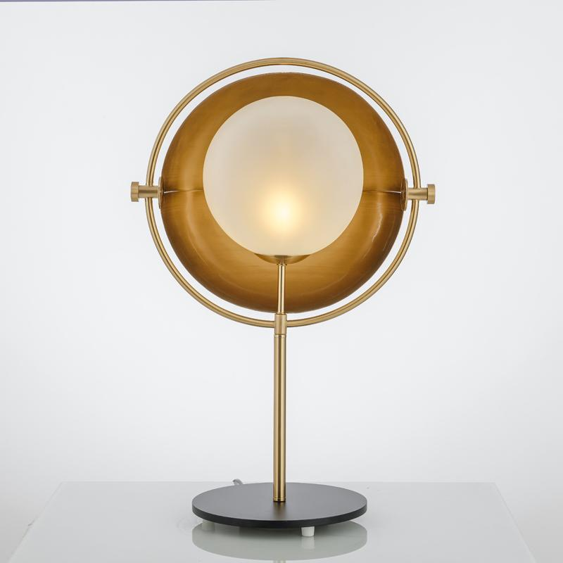 北欧现代经典百变圆球书桌台灯 4
