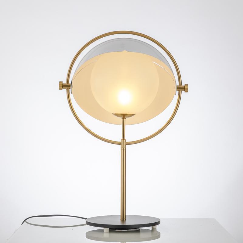 北欧现代经典百变圆球书桌台灯 10