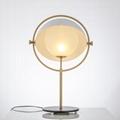 北欧现代经典百变圆球书桌台灯
