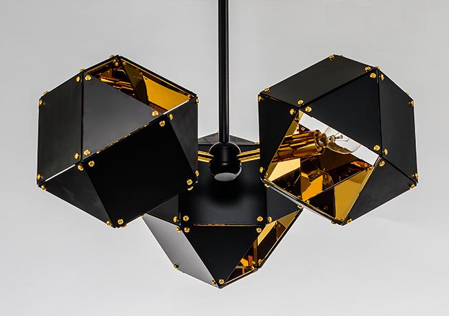 Modern welles Chandelier Pendant Light 3