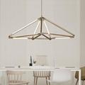 北歐現代經典亞克力餐廳客廳桃子裝飾吊燈 3