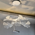 Acrylic flower modern Chandelier lamp