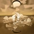 北歐設計師現代客廳亞克力花瓣餐吊燈 2