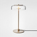 Modern Glass able Lamp