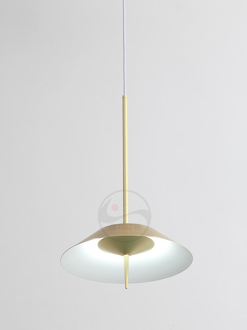 北欧后现代吊灯设计师餐厅床头酒店灯具 BM-3043P 2