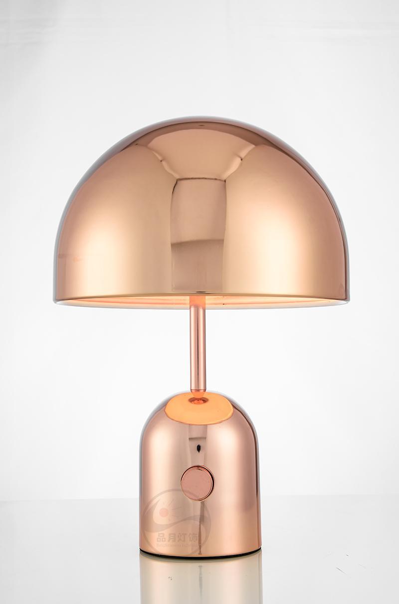 臥室創意溫馨床頭櫃燈簡約現代個性樣板房臺燈 BM-3044T