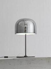后現代輕奢玻璃臺燈設計師樣板房創意現代裝飾床頭臺燈 BM-3040T
