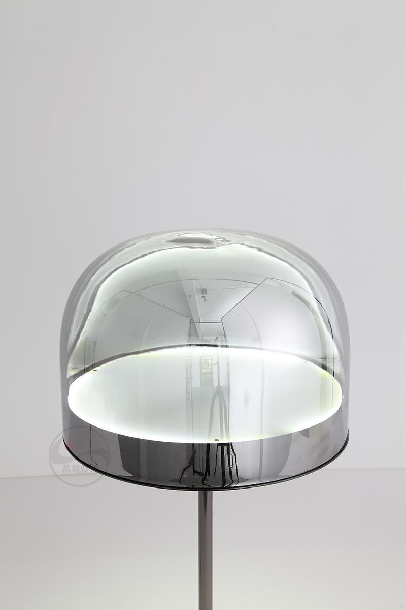 后现代轻奢玻璃台灯设计师样板房创意现代装饰床头台灯 BM-3040T 3