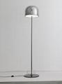 轻奢后现代设计师玻璃罩落地灯客厅卧室书房LED地灯 BM-3040F 1
