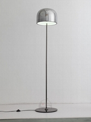Glass modern Floor lamp