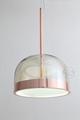 后现代轻奢玻璃吊灯卧室设计师样板房艺术餐厅吊灯 BM-3040P 2