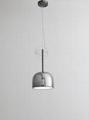 后现代轻奢玻璃吊灯卧室设计师样板房艺术餐厅吊灯 BM-3040P 3