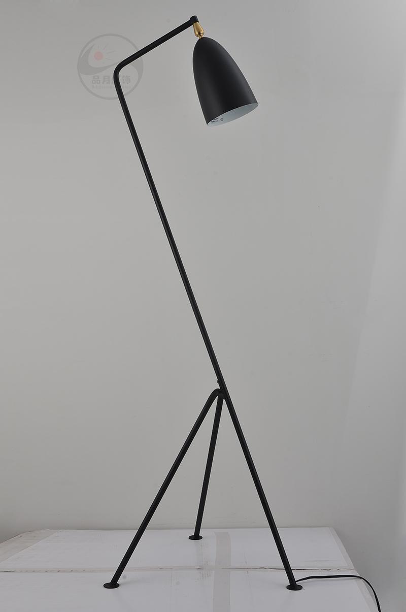 Simple modern study floor lamp 1
