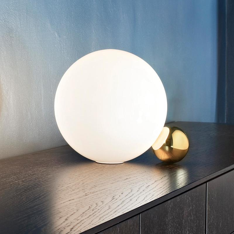modern & classic glass decorative table lamp 1