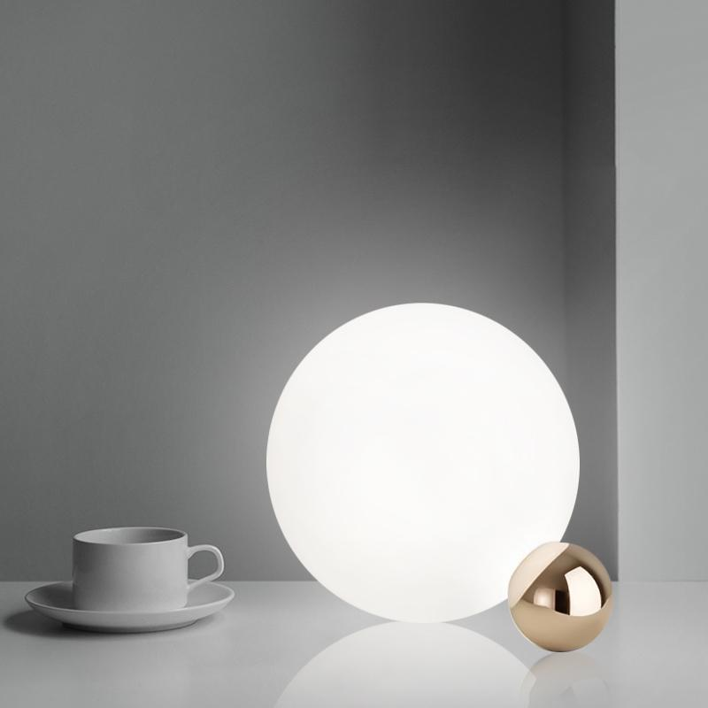 modern & classic glass decorative table lamp 2