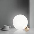 modern & classic glass decorative table lamp