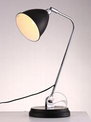 北歐創意藝朮臥室床頭后現代客廳辦公室臺燈 BM-3061T A