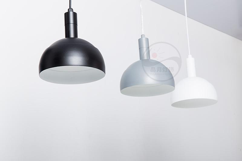 Simple restaurant chandelier 1