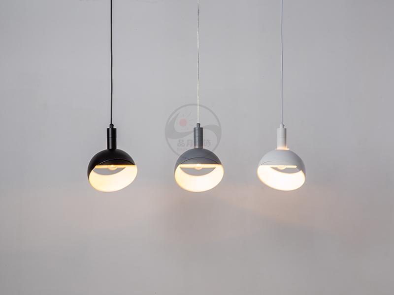 Simple restaurant chandelier 2