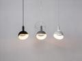 Simple restaurant chandelier