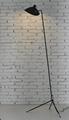 美式復古客廳創意臥室單頭鴨嘴張牙舞爪落地燈 BM-3026F-1 1