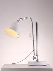 設計師臺燈簡約現代書房臥室辦公室樣板間可調節臺燈 BM-3061T B