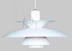 丹麦艺术餐厅吊灯创意个性客厅后现代简约设计师飞碟 BM-3023P