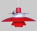 丹麦艺术餐厅吊灯创意个性客厅后现代简约设计师飞碟 BM-3023P 2
