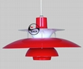 Creative art restaurant chandelier
