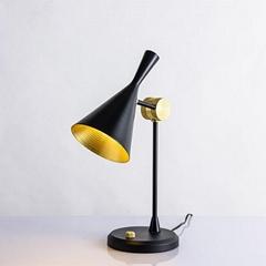 美式简约设计师创意台灯现代卧室客厅样板间复古灯具 BM-3068T