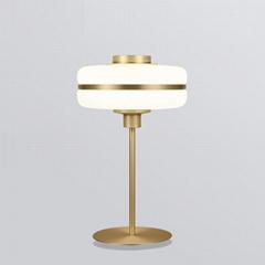 简约设计师台灯轻奢客厅时尚创意卧室书房台灯床头灯 BM-3101 T