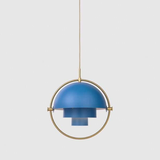 北歐餐廳后現代簡約輕奢吧台餐桌個性創意單頭吊燈 BM-3074P 2