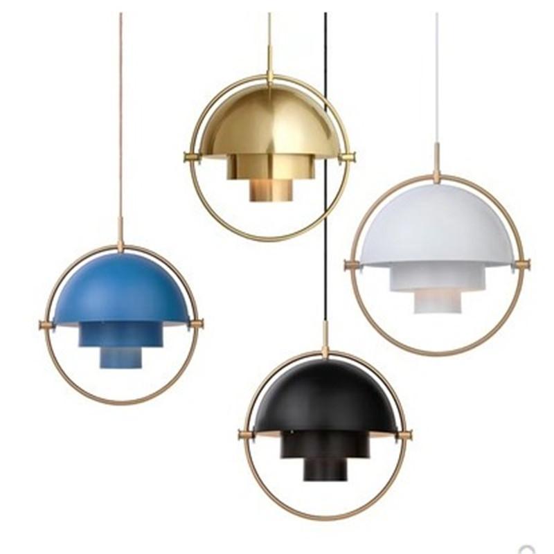 北歐餐廳后現代簡約輕奢吧台餐桌個性創意單頭吊燈 BM-3074P 4