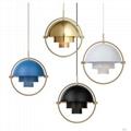 modern & classic bedroom Chandelier lamp 4
