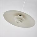 Modern Classic Aluminium pendant lamp